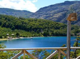 Parador Austral Lodge, Aldana (Puerto Bertrand yakınında)