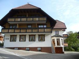 Gästehaus Roseneck, Todtmoos