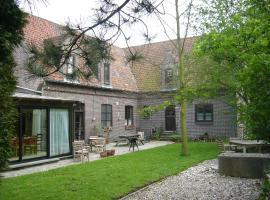 Hotel Troopeird, Kortrijk (Bellegem yakınında)