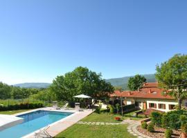 Villa Casentino, Pratovecchio