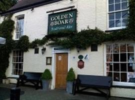 The Golden Boar Inn, Freckenham (рядом с городом Chippenham)