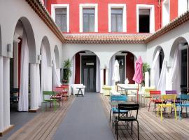 Hôtel De Paris, Sète