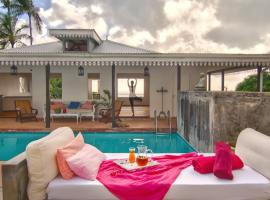 The Station Retreat Hotel Seychelles, Victoria