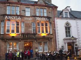 Argyll Arms Hotel, Campbeltown