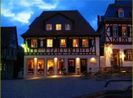 Hotel Villa Boddin, Heppenheim an der Bergstrasse
