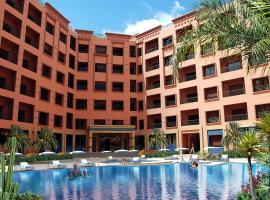 Mogador Menzah Appart Hôtel