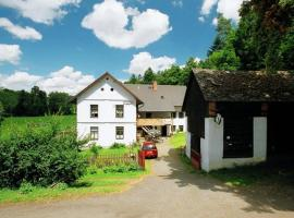 Petrovický mlýn, Kasanice (Uhlířské Janovice yakınında)