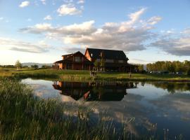 Gallatin River Lodge
