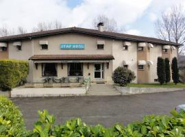 Symp'Hotel, Nivolas-Vermelle (рядом с городом Sérézin-de-la-Tour)