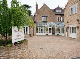 Best Western The Grange at Oborne, Шернборн (рядом с городом Milborne Port)