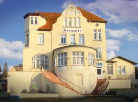 Gästehaus Seewarte, Flensburg (Mürwik yakınında)