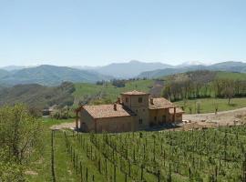 Agriturismo Il Filare, Bazzano (Neviano degli Arduini yakınında)
