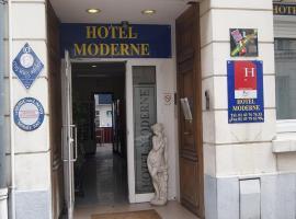 Hôtel Moderne