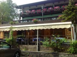 Hotel Carrera, Rottach-Egern (Oberach yakınında)