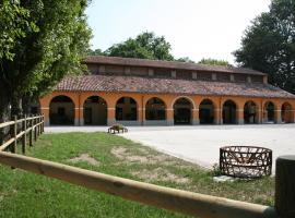 Agriturismo Fenilnovo, Mantua (Porto Mantovano yakınında)