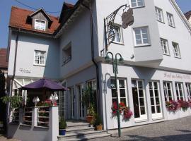Hotel am Schloss Neuenstein, Neuenstein (Öhringen yakınında)