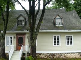 La Maison Ancestrale Guérard, Ile d'Orleans