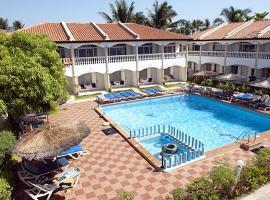 Cape Point Hotel, Bakau (рядом с городом MBangkama)