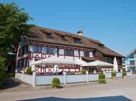 Seegasthof Schiff, Kesswil (Dozwil yakınında)