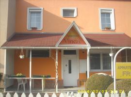 Vincze Apartman, Бюк (рядом с городом Lócs)