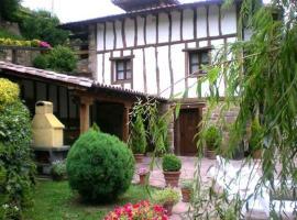 Apartamentos La Cotera, Камбарко (рядом с городом Лурьесо)