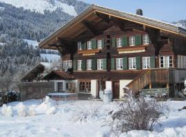 Chalet-Hotel Alpenblick Wildstrubel, Sankt Stephan (Matten yakınında)