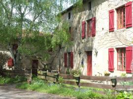 La Flambée, Блон (рядом с городом Saint-Junien-les-Combes)