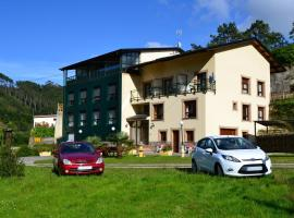 Hotel Restaurante Canero, Canero (Busto yakınında)