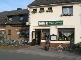 Hotel Restaurant Haus Gertrud, Simmerath
