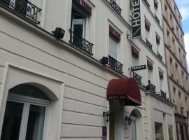 Hotel Trianon, Vincennes