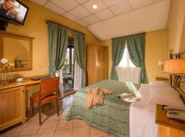 ホテル フィデーネ, ローマ