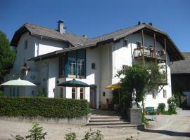 Pension Grünbacher, Falzes (Issengo yakınında)