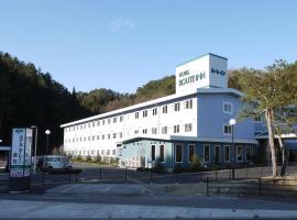 Hotel Route-Inn Miyako, Miyako (Kambayashi yakınında)