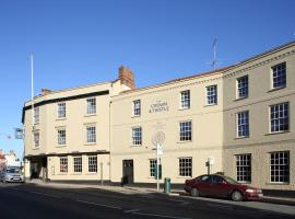 The Crown And Thistle, Abingdon