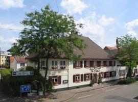 Hotel Restaurant Da Franco, Rastatt