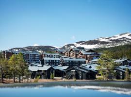 Norefjell Ski & Spa, Noresund