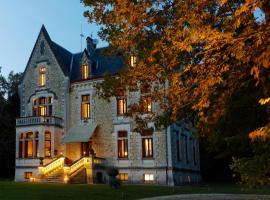 Château La Thuilière, Saint-Front-de-Pradoux