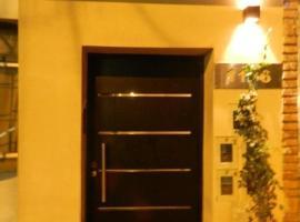 Apartamento Santiago 1136