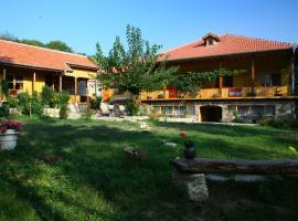 Pelican Birding Guest House, Vetren (Srebŭrna yakınında)