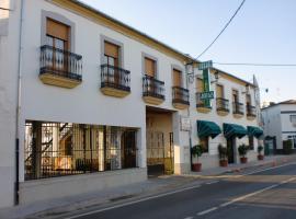 Hostal las Tres Jotas, Alcaracejos (El Viso yakınında)