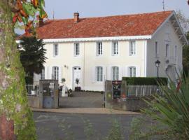 Maison d'Hôtes Lassaubatju, Hontanx (рядом с городом Saint-Gein)