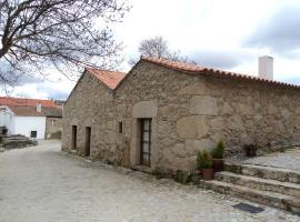 Casa Villar Mayor, Vilar Maior