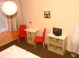 Hotel BOR, Třebechovice pod Orebem (Týniště nad Orlicí yakınında)