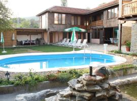 Ioanna Guest House, Gostilitsa (Lovnidol yakınında)