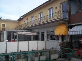 Hotel Gronda Lagunare, Tessera