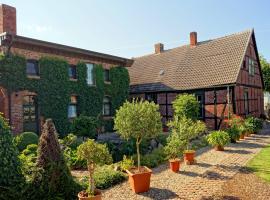 Raminorca Hotel-Pension, Ramin (nära Rothenklempenow)