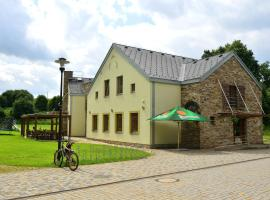 Penzion Mlýn, Ropice (Horní Třanovice yakınında)