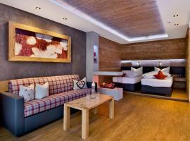 PETE - Alpine Boutique Hotel