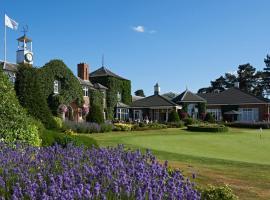 The Belfry Hotel & Resort, Sutton Coldfield
