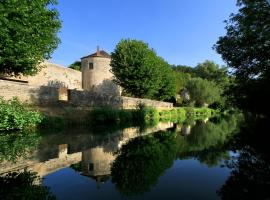 Coté-Serein La Privilège de la Tour Madame, Noyers-sur-Serein (рядом с городом Sainte-Vertu)